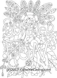 Coloring Pages Summer Fun Free Summer Coloring Pages Summer Fun
