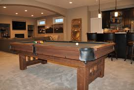 Pool And Dining Table Pool Table Dinner Table Combination Pool Table Dining Room Table