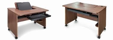 baumhaus mobel solid oak hidden home office. Baumhaus Mobel Solid Oak Hidden Home Office Computer Desk   Best . C