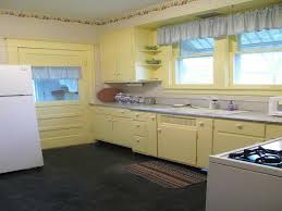 yellow and white painted kitchen cabinets. Yellow Best Paint To Kitchen Cabinets And White Painted N