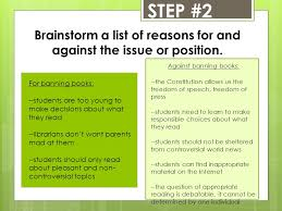 steps for writing a staar persuasive essay step the  3 step