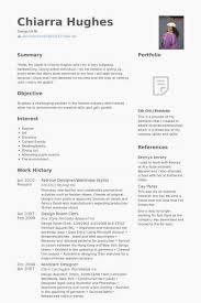 Fashion Resume Examples Custom Fashion Stylist Resume Examples Examples Of Resumes Fashion Resume