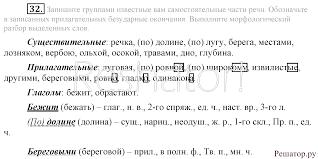 ГДЗ по русскому языку класс Ладыженская Баранов часть   15 16 17 Материал для самостоятельного наблюдения 18 19 Материал для самостоятельного наблюдения 20 21 22 Вопросы к §5 23 24 25 26 27 28 29 30 Вопросы к