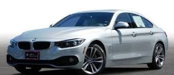 2019 bmw 4 series gran coupe 440i in silver