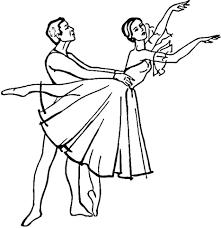 Giselle Ballet Kleurplaat Gratis Kleurplaten Printen