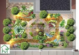 Bản Vẽ Thiết Kế Sân Vườn Bao Gồm Những Thông Số Gì ?