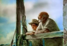 a beautifully hand painted animation of ernest hemingway s the old a beautifully hand painted animation of ernest hemingway s the old man and the sea 1999 open culture
