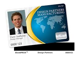 Identicard - Employee Canada Card Custom From Proximity