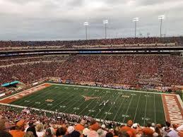 Ut Texas Football Stadium Seat Chart Photos At Texas Memorial Stadium