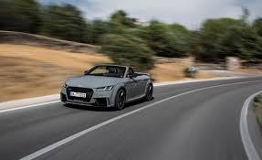 2018 audi tt rs black. contemporary black the 2018 audi tt rs roadster in audi tt rs black