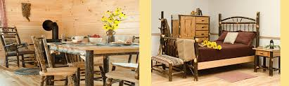 amish custom furniture and accents amish made rustic furniture