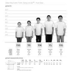 Customink Com Size Chart Customink Size Chart Custom Ink T Shirt Size Chart Beautiful
