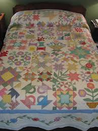 I am a suckered for vintage and sample quilts!! 1930's Sample ... & I am a suckered for vintage and sample quilts!! 1930's Sample quilt -so Adamdwight.com