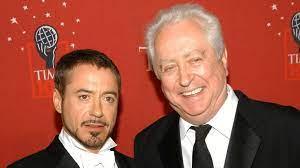 Robert Downey Sr., Filmemacher Vater ...