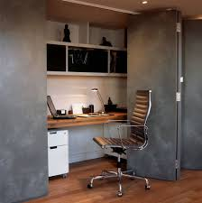 traditional hidden home office. Hidden Home Office. Workplace At Office Contemporary With Cupboard Desk Sliding Doors S Traditional W