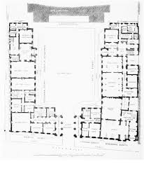 file burlington house learned societies rooms ground floor plan dated 1871 jpg