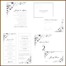 Wedding Invitation Inserts Directions Templates Template Cafe322 Com