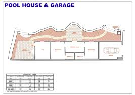 Gallery Of Pool House  42mm Architecture  19Pool House Floor Plans