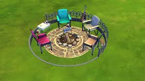 Serena's Sims - Small Fire Pit ID: Serenal13 Size: 4x4... | Facebook