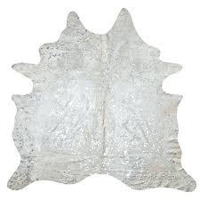 silver metallic rug metallic silver cowhide rug image 1 silver metallic bath rugs silver metallic rug silver bath