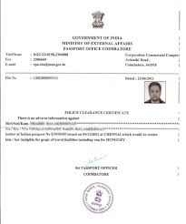 How To Get Police Clearance Certificate In India Corpocrat Magazine