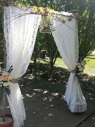 best 25 diy wedding arch ideas ideas on diy wedding arch flowers outdoor wedding arbors and ceremony backdrop