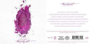 the pinkprint album cover. Modren The Analysis Of  For The Pinkprint Album Cover