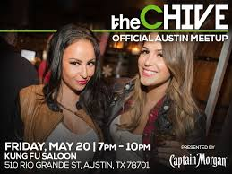 thechive austin office. Captain Morgan Austin Meetup Announcement 600x450 V3 TheCHIVEs Next Official Hits Our Hometown Of Thechive Office