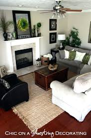 chic natural jute rug 8x10 for comfortable living room combined with variant sofa in grey and