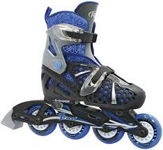 Roller Derby Boy S Tracer Adjustable Inline Skate Size Chart Roller Derby Tracer Adjustable Size Inline Skates Boys