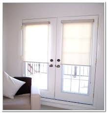 single exterior french door. Brilliant French Supreme Single Exterior French Door See The With  Blinds Decor Patio Intended