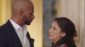 مسلسل الاسطورة - مشهد مؤثر لـ ناصر وشهد بعد الطلاق - محمد رمضان - YouTube