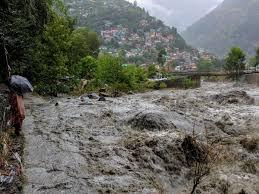Heavy Rains Wreak Havoc In North India Schools Shut In Punjab
