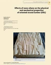 materials poplar wood. (PDF) Nanotechnology In Wood And Wood-Composite Materials Poplar