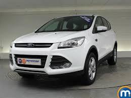 Used Ford Kuga Zetec for Sale | Motors.co.uk