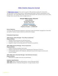 Resume Templates For Executives Or High School Resume Sample Model