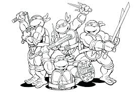ninja turtle coloring pages. Exellent Pages Turtle Coloring Pages Printable Ninja Turtles To Print  Pictures Remarkable On Ninja Turtle Coloring Pages G