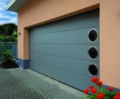 anthracite garage door