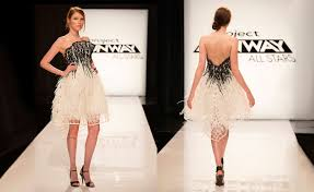 Fashion Design Software Used On Project Runway Justin Project Runway All Stars Unique Dresses Project