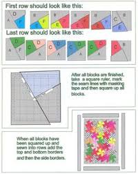 Make a Little Twister quilt block ruler | Quilts | Pinterest ... & twister quilt | developed my own technique for this pattern. I do not like  the Adamdwight.com