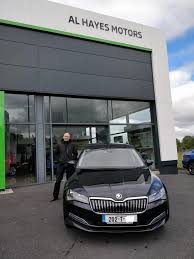 Congratulations to Fred who picked up... - Al Hayes Motors Skoda | Facebook