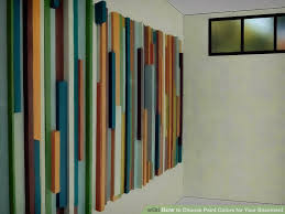 paint colors for basements3 Ways to Choose Paint Colors for Your Basement  wikiHow