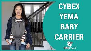 Cybex Yema Baby Carrier Review | Best Baby Carriers | Must Have ...