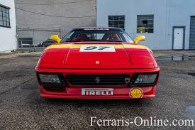 Late versions (1993 and beyond) have japanese starter motors and nippondenso power generators to improve reliability, as well as the battery located within the front left fender for better weight distribution. 1992 Ferrari 348 Challenge 93016 Ferraris Online