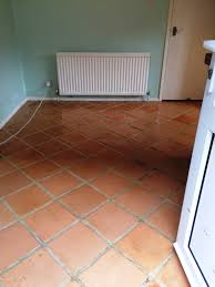 Kitchens With Terracotta Floors Kitchen Stone Cleaning And Polishing Tips For Terracotta Floors