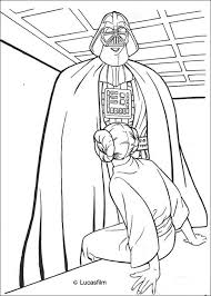 Small Picture Darth vader and princess leia coloring pages Hellokidscom