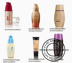 foundation is the base of your make up and will hide your skin flaws oriflame has many types of foundations that will suit every bride s pocket