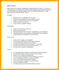 Personal Swot Analysis Example Template Powerpoint Free Revolvedesign