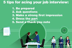 Tips For Acing A Job Interview How To Ace Your Job Interview News Northeastern