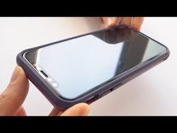 Invisible Defender <b>Glass Full Coverage Screen</b> Protector Installation ...